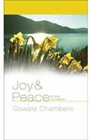 Joy & Peace – A Holy Condition