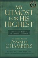 My Utmost for His Highest Large Print